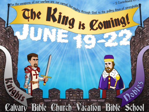 VBS Flier for CBC