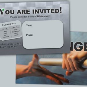 Bible Study Invitations for FBC