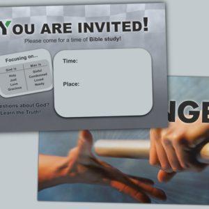 Bible Study Invitations for FBC