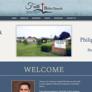Faith Bible Church – Updated