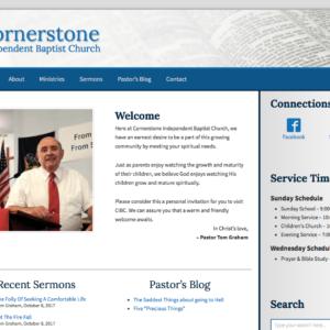 Cornerstone Independent Baptist Church