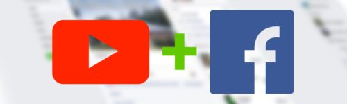 YouTube and Facebook Linking